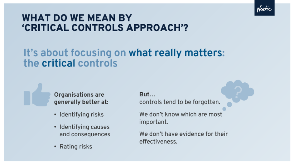 what-critical-controls-approach-means